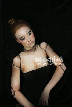 make up doll