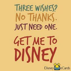 Just one wish please!