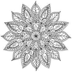 Printable mandala designs pin by on coloring mandala coloring lotus mandala design mandala colour floral mandala Lotus Mandala Design, Mandala Art, Mandalas Painting, Mandalas Drawing, Mandala Coloring Pages, Mandala Tattoo, Coloring Book Pages, Mandala Colour, Coloring Sheets