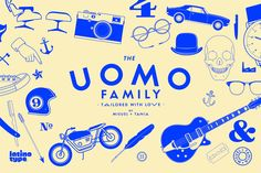 Uomo Family 50% Off - Display - 1