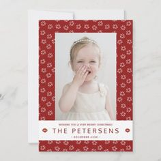 Merry Christmas photo collage red modern Holiday Card Merry Christmas Photos, Red Christmas, Holiday Cards, Christmas Greeting Cards, Custom Greeting Cards, Merry Christmas Typography, Invitation Kits, Collage, Happy Photos