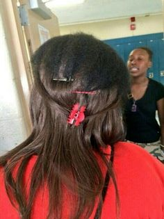 That Weave Texture Doesn't Match Your Real Hair (12 Photos) - NoWayGirl
