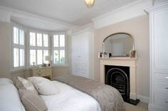 Great example of a matching victorian fireplace in our maisonette kitchen. Bedroom Wardrobe, Built In Wardrobe, Home Bedroom, Master Bedroom, Bedroom Ideas, Wardrobe Ideas, Fitted Bedrooms, Guest Bedrooms, Edwardian House