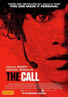The Call (2013) Official Poster #film