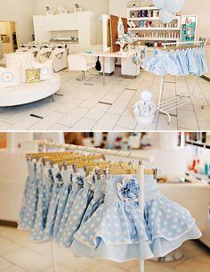 Cinderellas Modern Bibbity Bobbity Boutique {Princess Party}