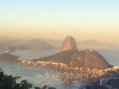 Rio de Janeiro. Maravilhoso.