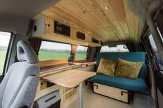 A VW Caddy Campervan is small enough to use as an everyday vehicle, to park easily, and is low on fuel consumption. We show you the process of a VW caddy camper conversion. Tiny Camper, Small Campers, Campers For Sale, Truck Camper, Camper Trailers, Airstream Interior, Trailer Interior, Campervan Interior, Van Conversion Campervan