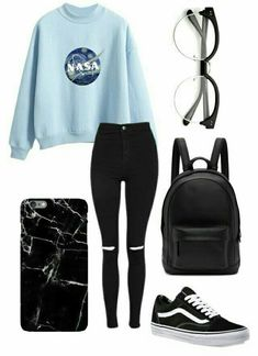 Cute,nerdy outfit You are in the right place about teenager outfits dressy H Teenage Girl Outfits, Teen Fashion Outfits, Teenager Outfits, Outfits For Teens, Prep Fashion, Fashion Dresses, Rock Fashion, Tween Fashion, Lolita Fashion