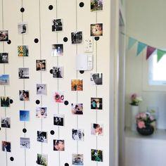 Photo Souvenir, Mosaic Art, Decoupage, Polaroid, Photo Wall, Room Decor, Future, Frame, Products