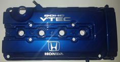 New paint on the rocker cover! Honda e'ryday