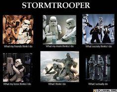 Stormtroopers :)