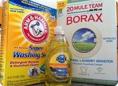 Clean Savings: Easy DIY No-Grate Laundry Soap