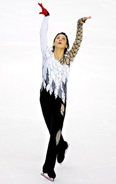 Johnny Weir - This is my favourite programme of his