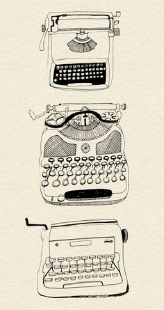 typewriters Zoe Ingram