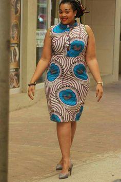 24 Gorgeous Kitenge Dresses for Plus Size Women at Diyanu African Fashion Ankara, Latest African Fashion Dresses, African Print Fashion, Africa Fashion, African Style, Short African Dresses, Ankara Short Gown Styles, African Print Dresses, African Prints