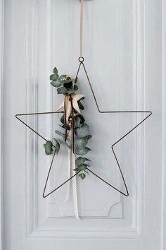 Decoração: Natal estilo escandinavo - Just Lia   Por Lia Camargo