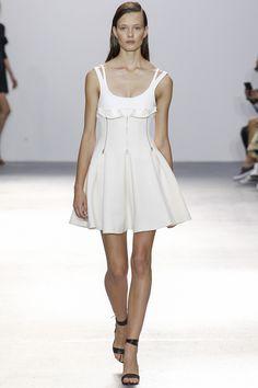 David Koma Spring 2016 Ready-to-Wear Fashion Show