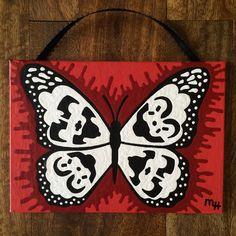 ICP butterfly painting  #icp#juggalo#facepaint#hatchetman#artist#etsy#etsyartist#etsyshop#mazemonster#acrylic#twiztid#butterfly#Icpbutterfly#juggalette#artoftheday by mazemonster3