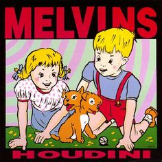 "Melvins, ""Night Goat"" 