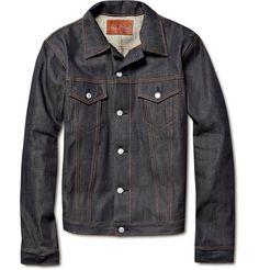 Jean ShopRaw Denim Jacket