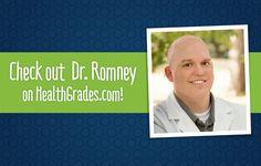 Check out Dr. Romney on HealthGrades.com Dental Kids, Pediatric Dentist, Pediatrics, Check, Blog, Blogging