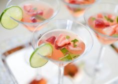 Warmer weather makes spring the perfect time to imbibe cocktails that are as delicious as they are pretty.