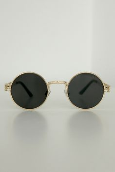 West Coast Sunglasses // Gold - Verge Girl