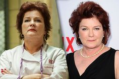 See Photos of the OITNB Cast Out of Costume -- Kate Mulgrew