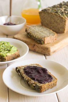 Foods With Gluten, Sans Gluten, Gluten Free Recipes, Vegan Recipes, Sweet Recipes, Real Food Recipes, Cooking Recipes, Healthy Snaks, Base Foods