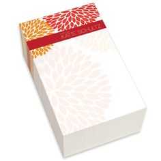 Fall Mum Chunky Notepads