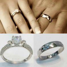 M.Valentin Joyería ofrece anillos para ti y tu pareja.  Ven hoy mismo y luce un…