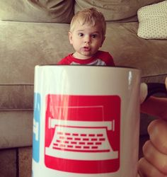 Baby Mugging is Officially a Thing Silly Me, Screen Shot, Gin, Mugs, Tableware, Vape Tricks, Dinnerware, Tumblers, Tablewares