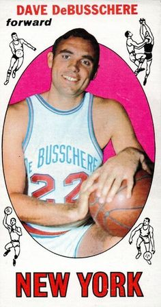 Basketball Pictures, Basketball Legends, Sports Basketball, Basketball Cards, Basketball Players, Basketball Jones, Basketball History, New York Knickerbockers, Old Baseball Cards
