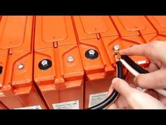▶ 1000Ah Battery Bank Part6 - Finishing the Battery Testing and Planning the Battery Bank Setup - YouTube