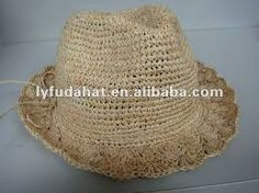 Resultado de imagen para sombreros crochet