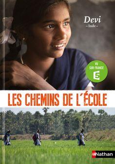 Les chemins de l'école - Inde France 5, Lectures, School, Videos, Books, Movie Posters, Tour, French, Album