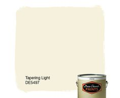 Dunn-Edwards Paints paint color: Tapering Light DE5497  | Click for a free color sample #DunnEdwards