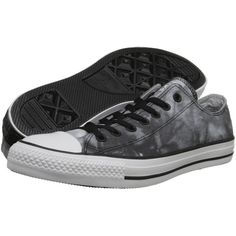 Converse Chuck Taylor All Star Tie Dye Canvas Ox Athletic Shoes, Gray (€33) ❤ liked on Polyvore featuring shoes, converse chuck taylor all star tie dye canvas ox graphite/old silver/oyster gray, grey, canvas shoes, tie-dye shoes, converse footwear, star shoes and canvas footwear