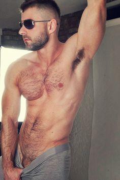 An Aficionado of the Male Anatomy
