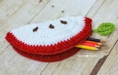 15 Back to School Crochet Patterns - Daisy Cottage Designs