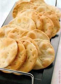 Galletas sin sal Cuban Recipes, Bread Recipes, Baking Recipes, Cookie Recipes, Dessert Recipes, Tortilla Pan, Bolivian Food, Food Gallery, Healthy Recipes