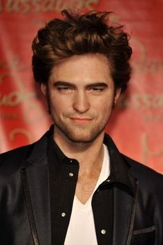 Robert Pattinson wax statues at Madame Tussauds