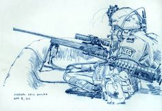 Character Art, Character Design, Military Drawings, Military Art, Military Gifts, Arte Pop, Modern Warfare, Art Model, Special Forces