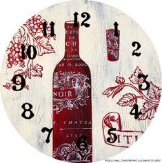 Clock Printable, Decoupage, Wine Painting, Watch Holder, Headphone With Mic, Bluetooth Headphones, Consumer Electronics, Wood Signs, Dragon Ball