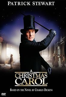 A Christmas Carol (1999) Starring Patrick Stewart. My FAVORITE version of an old classic Yuletide tale.