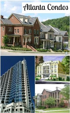 Atlanta Condos Central is home to some of the most incredible Atlanta condos in the US. Affordable loft, modern and high-rise condos abound throughout this fine southern city.