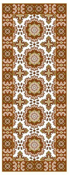 Gallery.ru / Фото #6 - 3 - ergoxeiro Cross Stitch Embroidery, Cross Stitch Patterns, Corpus Christi, Big Rugs, Filet Crochet, Rug Hooking, Needlepoint, Projects To Try, Carpet