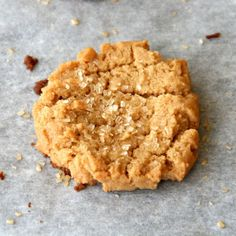 5-ingredient Gluten-Free Flourless Peanut Butter Cookies