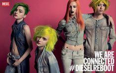 Diesel Spring/Summer 2014 Reboot Campaign image diesel spring summer 2014 campaign photo 0005