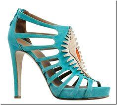 Hermes Goatskin Suede Sandals @ http://baglissimo.weebly.com/